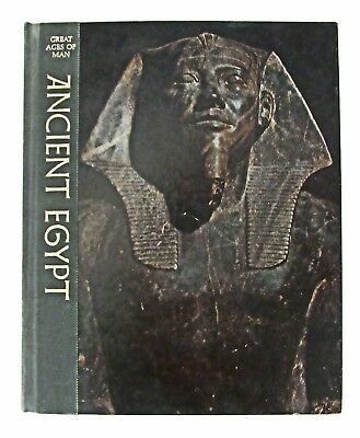 GREAT AGES OF MAN - ANCIENT EGYPT - Time-Life Series by Lionel Casson