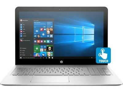 "HP Envy Touch-Screen 15t Laptop 15.6"" 1TB SSD 1080P IPS i7-7560 2.4GHz 16GB RAM"