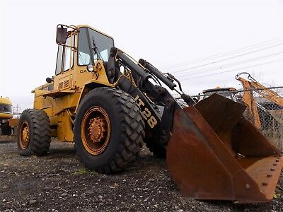 1986 CAT IT28B Wheel Loader / Caterpillar Integrated Tool Carrier