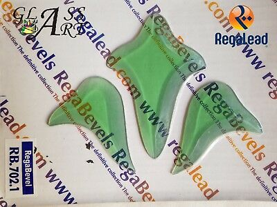 Suncatcher Glass part Bevel Regalead RB68.1 1 piece missing stained glass lead