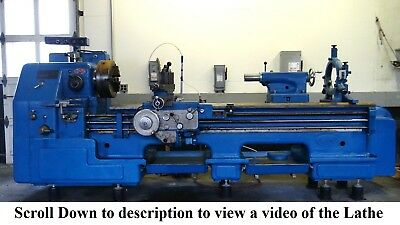OKUMA GAP LATHE -Tons of Tooling and Video
