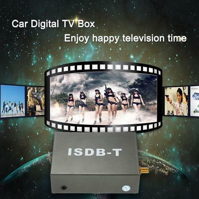 Car TV Box ISDB-T Analog Strong Signal Receiver for DVD Player Monitor New Q2Y0