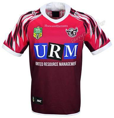 Manly Sea Eagles 2018 NRL Women in League Jersey Mens & Ladies Sizes