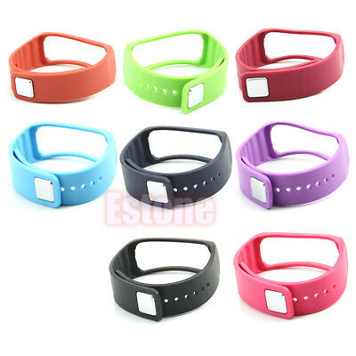 New Replacement Wrist Band Clasp Bracelet For Samsung Galaxy Gear R350 Fit Watch