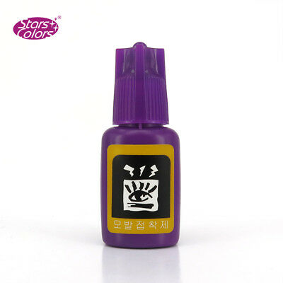 Eyelash Extension Glue for Practice with Ordor No Sensitive Adhesive