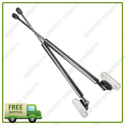 Qty(2) For Honda Accord 2003 To 2007 Front Hood Gas Lift Supports Struts Shocks