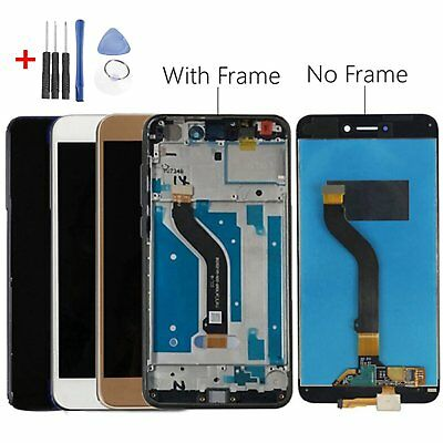For Huawei P8/P9 LITE 2017 LCD Touch Screen + Display Digitizer Glass Assembly