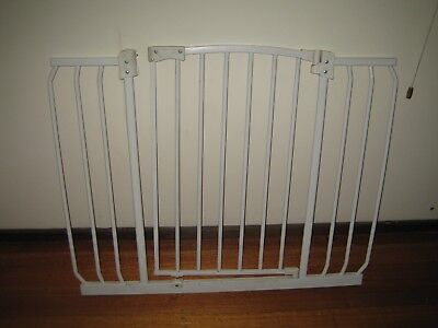 stairway gate for baby or pets. 93w x 79h.