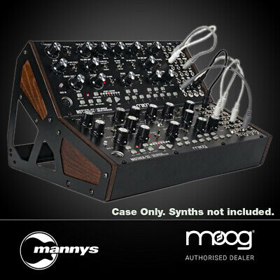 Moog Mother-32 & DFAM Two-Tier Rack Stand