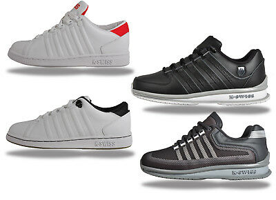 K Swiss Classic Heritage Lozan & Rinzler Mens Retro Trainers From Only £24.99
