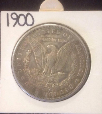 1900 Usa Morgan Dollar