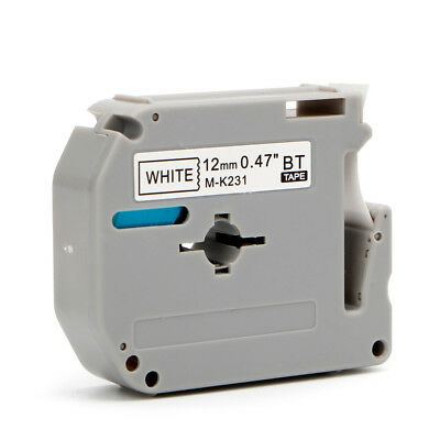 Label Tape Printer 12mm Ribbon Width MK Series For Brother P-touch Label Maker