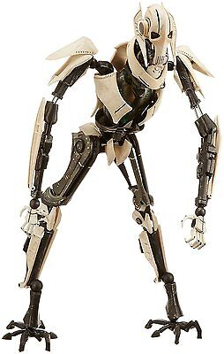 Used Sideshow Star Wars Scum & Villainy Of Star Wars General Grievous 1:6