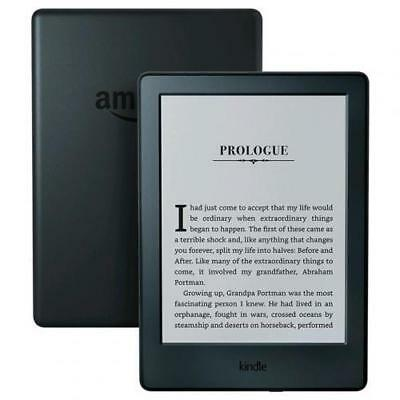 "Kindle eReader Touch 8th Gen. 6""  WiFi -Black"