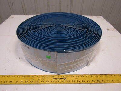 """Smooth Small Parts Cleated Incline Conveyor Belting 6""""x111'"""