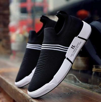 New men's sports shoes breathable casual shoes running shoes Athletic shoes