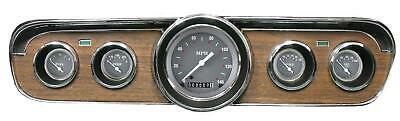 1965-1966 Ford Mustang Direct Fit Gauge SG Series MU65SG00