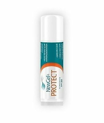 NEW NEWGEL+ PROTECT SUN STICK, 0.6OZ Scar Treatment