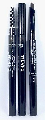 Chanel STYLO SOURCILS WATERPROOF 810 Brun Profond Eyebrow Pencil & NEU