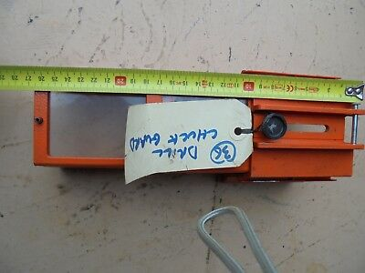 MACHINE SAFETY GUARD for DRILL PRESS, MILL - ALUMINUM BODY/POLYCARB SHIELD