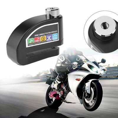 Anti-theft Wheel Disc Brake Lock for Motorcycle Scooter Bicycle Security Alarm