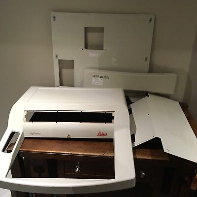 Leica Biosystems Covers For Leica CM1950 Used
