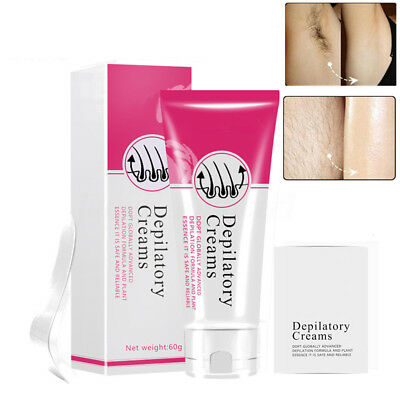 Water Ice Levin Painless Hair Removal Depilatory Cream for Body Leg Armpit Noted