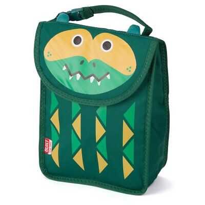 NEW Built NY Big Apple Buddies Lunch Sack Alligator