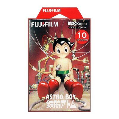 2018-07 Fujifilm Fuji Instax Mini Film Astro Boy for 8 10 20 25 50s 50i 90 SP1