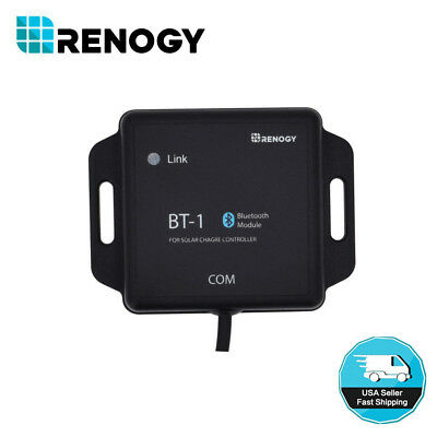 Renogy BT-1 Bluetooth Module Wirelessly monitor to keep track of your system