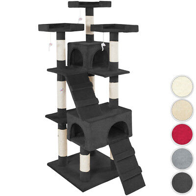 Cat Tree Scratcher Scratching Post Toy Activity Centre Cattree