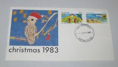 """1983 Stamp """"Christmas"""" First Day Cover - NEW - ede"""