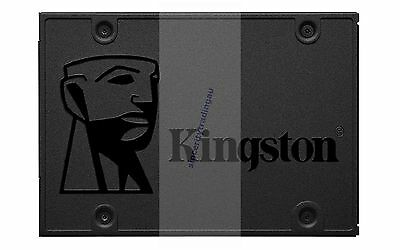 """KINGSTON A400 2.5"""" 500MB/s Read 320MB/s Write 120 GB SOLID STATE DRIVE NEW A"""