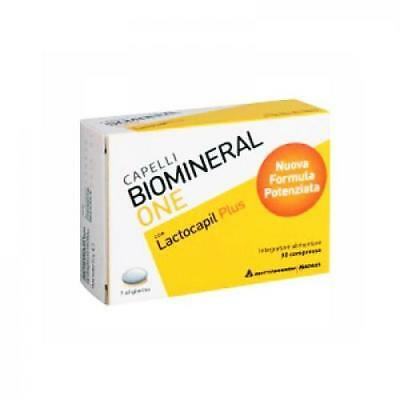 935215879 Biomineral One Lactocapil Plus 30 Compresse