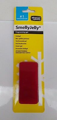 Advanced Engineering Smelly Jelly Fragrancing Gel, Floral fragrance Red - qty 8