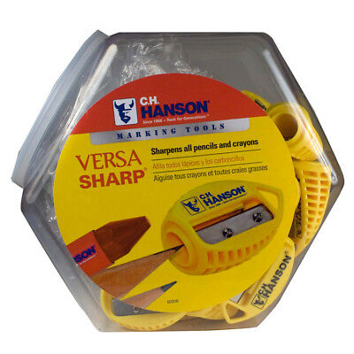 CH Hanson 00208 VersaSharp Fish Bowl - 25 Sharpeners