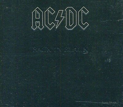 Back in Black - AC/DC (Album) [CD]