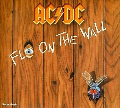 Fly On the Wall - AC/DC (Album) [CD]