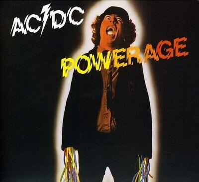 Powerage - AC/DC (Album) [CD]