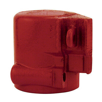 "USABlueBook HydrantLok™, 1-1/2"" Flat to Point"