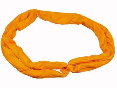 12 Ton x 12 Metre Circ (6 Metre EWL) Round Sling - Orange Endless Lifting Strop