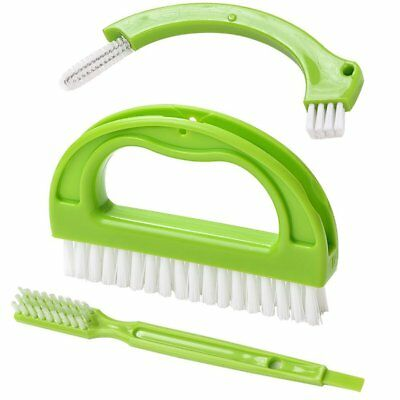 Tile Brushes Grout Cleaner Joint Scrubber for Cleaning Bathroom Kitchen