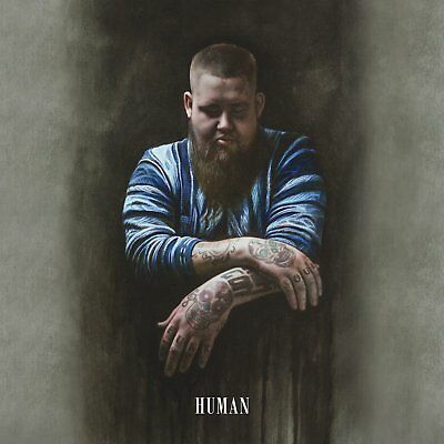 Rag n bone man Human album CD. new with free delivery. reduced to clear