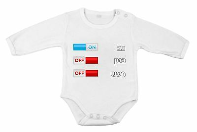 Baby Newborn Cotton Clothing Long sleeve Infant Romper Baby mode funny print