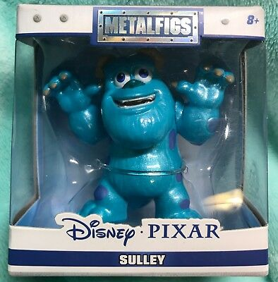 Disney Pixar METALFIGS-Sully-Die Cast Figure-Metal Collectible Figurine-New Jada
