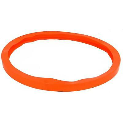 "Best Value Vacs- 16.75"" Orange Silicone Replacement Vacuum Chamber Gasket"