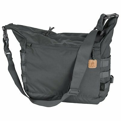 Helikon-Tex Bushcraft Outdoor EDC Umhängetasche Satchel Shadow Grey 17 L