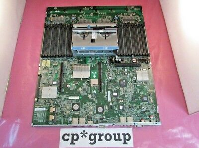 Genuine HP Proliant DL385 G7 Server Mother Board w/ CPU Cage & Tray 583981-001