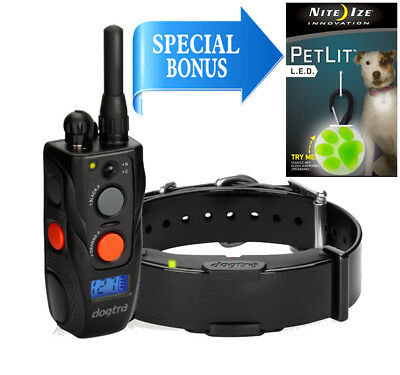 Dogtra ARC - FREE SHIPPING - Includes Pet Lit Safety light