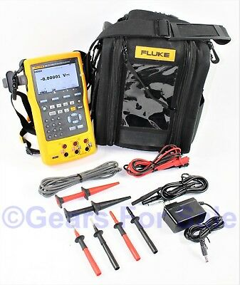 Fluke 754 Process Calibrator HART Excellent Condition Warranty
